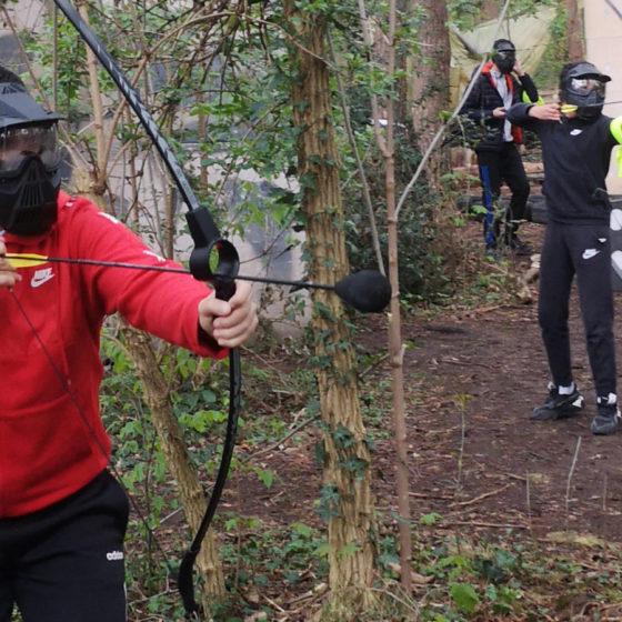participants arrow combat par Koala crazy Games